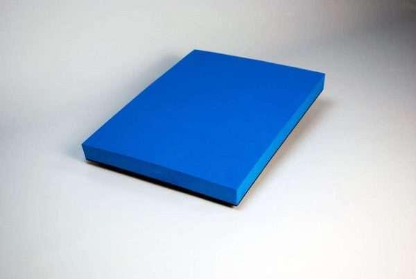 Blue Comfort Panetto Cad-Cam 45 shore