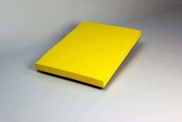 Yellow Soft Panetto Cad-Cam 30 Shore